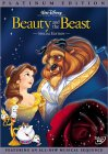 Beauty and the Beast DVD by Disney