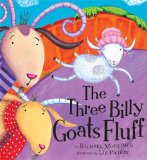 The Three Billy Goats Fluff by Rachael Mortimer