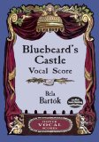 Bluebeard's Castle Vocal Score by Bela Bartok