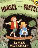 Hansel and Gretel illustrated by James Marshall