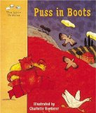 Puss In Boots by Charles Perrault (Author), Marie-France Floury (Author), Charlotte Roederer (Illustrator)