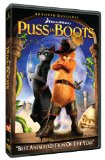 Puss in Boots 2011 Film DVD