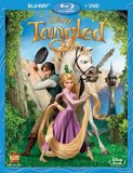Disney's Tangled Blu-Ray