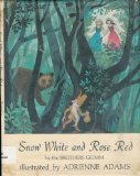 Snow White and Rose Red by Adrienne Adams