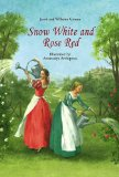 Snow White and Rose Red by Anastasiya Archipova (Illustrator)