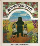 Snow White and Rose Red by James Reeves (Author), Jenny Rodwell (Illustrator)