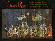 Thorn Rose by Errol le Cain