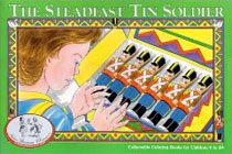 The Steadfast Tin Soldier Coloring Book by Charlie Denny (Illustrator)