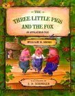 Three Little Pigs and the Fox by William H. Hooks