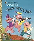 Disney's Three Little Pigs from Golden Books