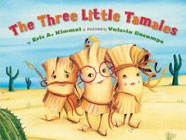 Three Little Tamales by Eric A. Kimmel