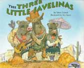 Three Little Javelinas by Susan Lowell
