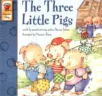 Three Little Pigs by Patricia Seibert
