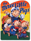 Three Little Pigs by Milo Winter